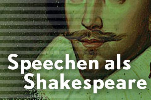 Speechen als Shakespeare
